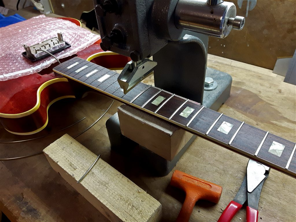 install frets