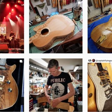 Fab Guitars Instagram