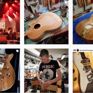 Fab Guitars Instagram